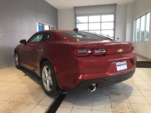 New 2019 Chevrolet Camaro 1LT
