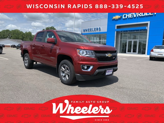 New 2019 Chevrolet Colorado Z71