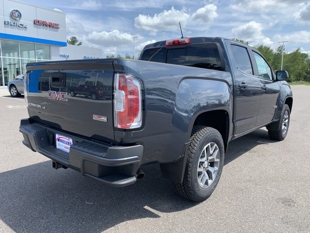 New 2019 GMC Canyon All Terrain