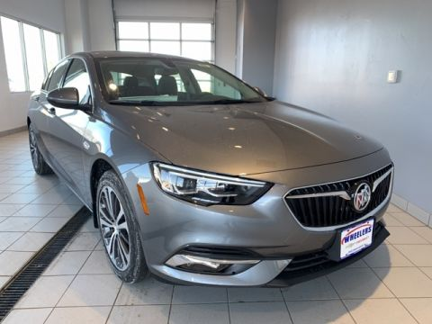 New 2020 Buick Regal Essence
